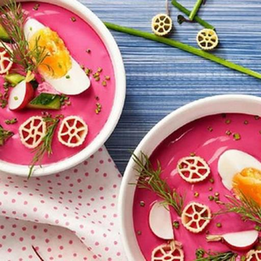Món súp lạnh độc đáo ở Ba Lan không ngờ được làm từ loại củ phổ biến của Việt Nam