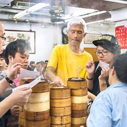 Đang đối mặt với nguy cơ đóng cửa nhưng nhà hàng dim sum này ở Hồng Kông lại càng đông khách đến không ngờ