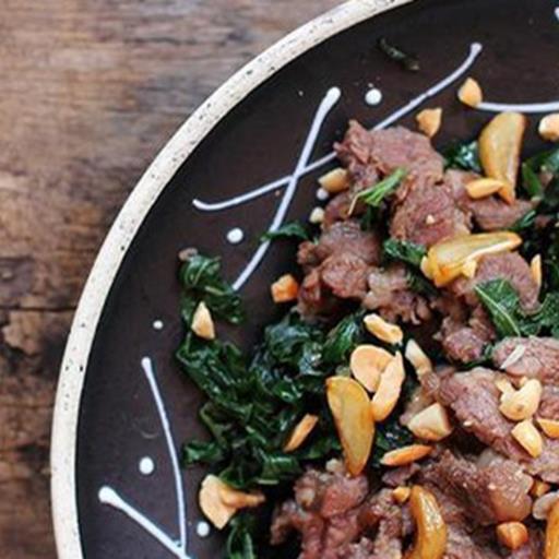 Bò trộn lá lốt - Món ăn dân dã đặc trưng vùng Nam bộ