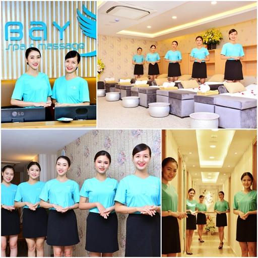 Bay Spa & Massage Tân Sơn Nhất - Địa chỉ thư giãn phục hồi sức khỏe sau mỗi chuyến đi