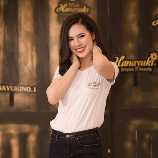 Thí sinh Phạm Ngọc Nhung tỏa sáng tại vòng sơ khảo Miss Hanayuki 2018