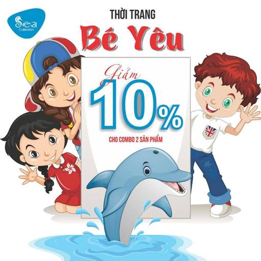 BST 'December LookBook Kids' của Sea Collection vừa tung ra đã hút khách vì độ chịu chơi của mình