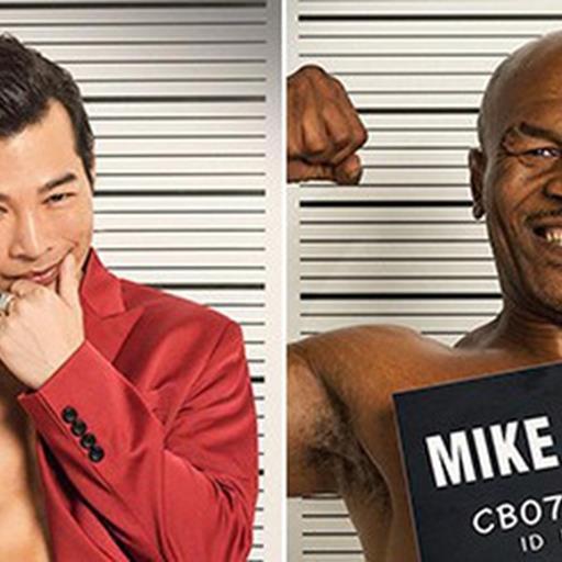 """Trần Bảo Sơn và Mike Tyson cởi áo khoe thân bên dàn mỹ nhân Hong Kong trong """"Girls 2"""""""