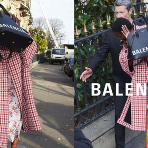 Chiến dịch quảng bá mới nhất của Balenciaga như một cái tát với nghề Paparazzi vậy