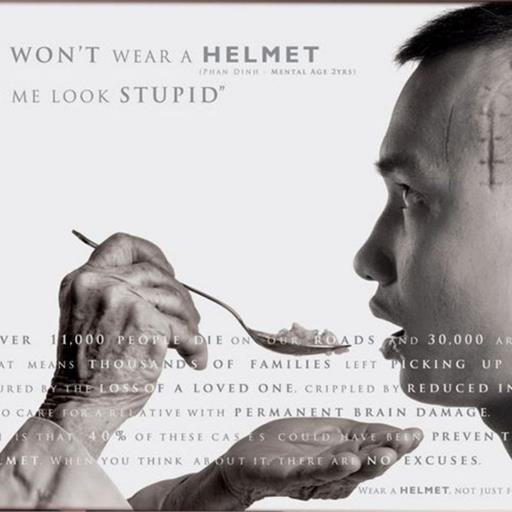 """Phân tích Case-study: """"Đừng ngụy biện - Hãy đội mũ bảo hiểm"""" (Phần 2)"""