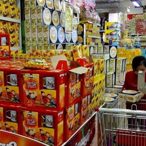 TP.HCM dẫn đầu doanh thu bán lẻ hàng hóa