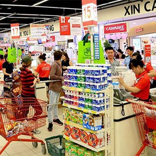 Việt Nam - 'miếng bánh ngon' cho các hãng bán lẻ nước ngoài