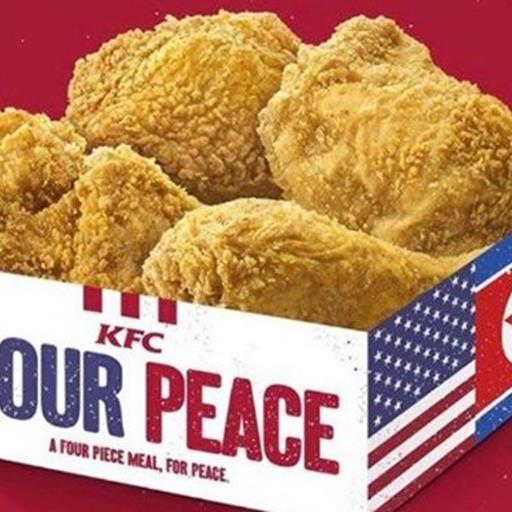 """KFC tung gà rán """"Four Peace"""" để chào mừng cuộc gặp lịch sử của Donald Trump & Kim Jong-Un"""