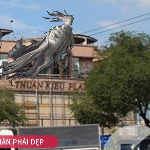 """Vén màn bí mật về lời đồn """"ma ám"""" của cao ốc """"ba cây nhang"""" Thuận Kiều Plaza"""