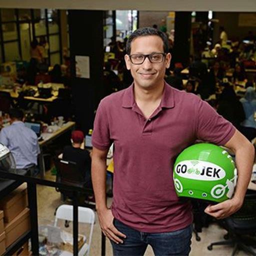 CEO Go-Jek và chặng đường xây dựng startup tỷ USD