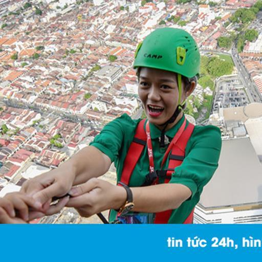 Treo mình trên không, thăm bảo tàng, ngắm đảo bướm ở Penang