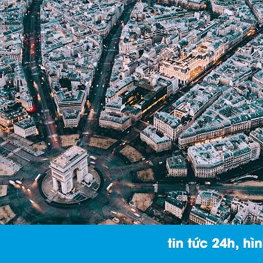 Ngắm kiến trúc độc đáo của các thành phố từ trên cao