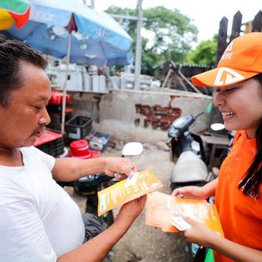 Viettel đạt 2 triệu thuê bao ở Myanmar sau một tháng khai trương