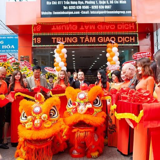 Lien Minh Group khai trương trung tâm giao dịch bất động sản Liên Minh Đà Lạt - Nha Trang tại Sài gòn