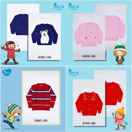 Sea Collection tung BST thời trang trẻ em mang tính ứng dụng cao cùng ưu đãi hấp dẫn