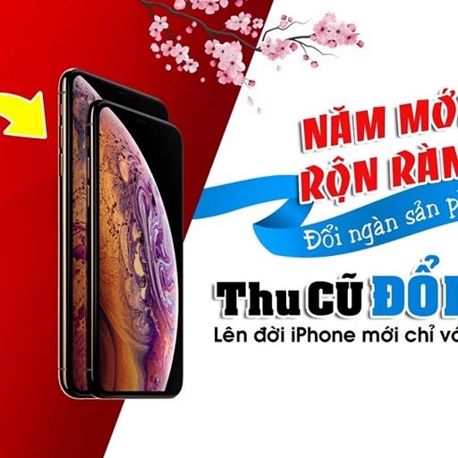 'Thu cũ đổi mới, Lên đời Iphone chỉ với 0 đồng' – chương trình khuyến mãi dịp Tết duy nhất chỉ có tại Sang mobile