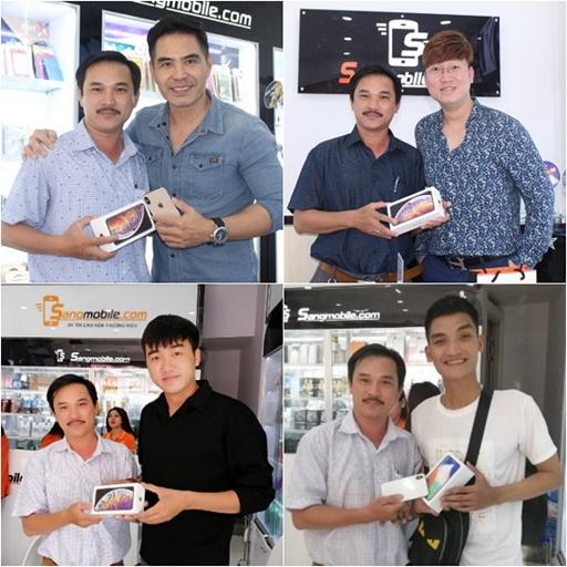 Chương trình khuyến mãi lớn nhất trong năm đến từ Sang Mobile - Nhà nhà đua nhau 'Đổi cũ lấy mới, Lên đời Iphone chỉ với 0 đồng'