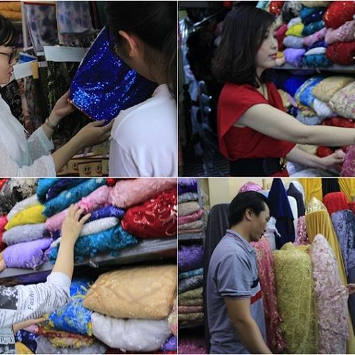 Thái Mai - Cửa hàng vải thời trang gây sốt tại Tân Phú, TP.HCM